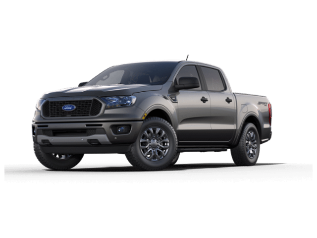 New 2019 Ford Ranger XLT Crew Cab Pickup in Franklin, MA